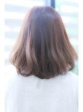 ヘアーデザイン レガルスィー(Hair Design Legarsi)【Legarsi★サロンワーク王道ロブ♪】