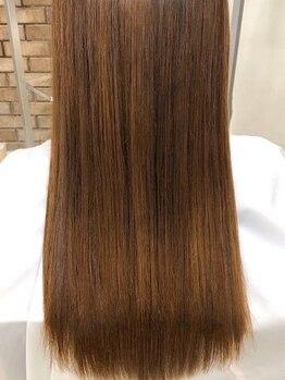 クレールドリュンヌ(clair de luna)の写真/【博多・奈良屋町】髪を最大限キレイに魅せる美髪サロン<clair de luna> あなたに合わせたベストな施術を。