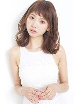 """バジル(BASIL)BAS""""IL☆『シアベージュ』×『ミディアム』"""