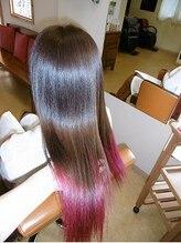 デザインヘアー ピアジェ 橿原店(DESIGN HAIR PIAGET)KIRARAカラーONカラーにKIRARAカラーケアTR