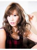 ヘアー ナンバーファイブ カラット(hair No.5 carat)パーマスタイル