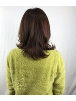 フレア ヘア サロン(FLEAR hair salon)ピンクベージュ☆