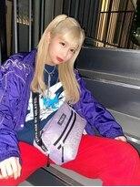 ジーナ(XENA)gumi blond