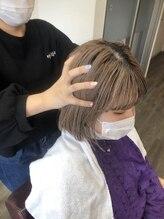 頭皮の環境をカウンセリングし、美しい髪の毛と頭皮に導く極上のヘッドスパ!