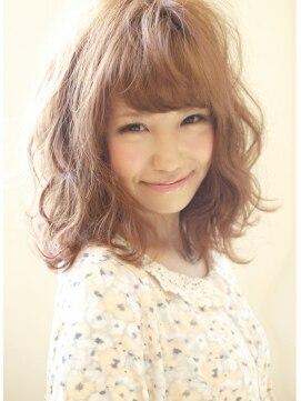カロンヘア(Calon hair) 【Calon】☆フラッフィーウェーブ☆