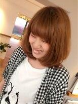 モイヘアーデザイン(moi hair design)ナチュラルアッシュベージュ