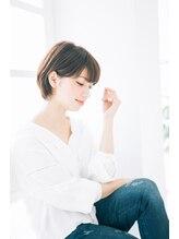 アンベリー(embellie)【人気No.1 ショートボブ embellie】 アッシュグレージュ