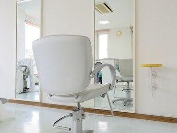 ヘアーシープス hair CCPSの写真/【カット+カラー¥6800/カット+パーマ¥6900】ベテランスタイリストの高い技術を通いやすい価格で。