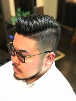 #barberstyle#regent#コテパーマ#