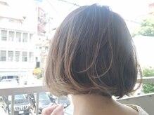 ビヨウシツ ラララの雰囲気(★こだわり★明るい白髪染め・透明感のある柔らかい色味を)
