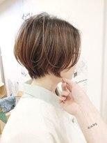 モッズヘア 仙台PARCO店(mod's hair)【奥山】挑戦しやすい★ショートスタイル