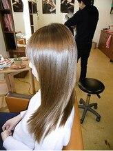 デザインヘアー ピアジェ 橿原店(DESIGN HAIR PIAGET)輝いてる軟らか美髪に☆☆KIRARA