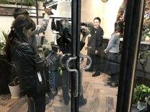 オーガル 栄店(ORGAR)の雰囲気(まちバルというテレビ番組にトリートメントで取材を受けました)