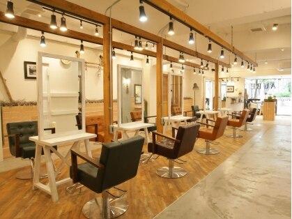 オーブ ヘアー アトリエ 長崎店(AUBE HAIR atelier)の写真