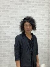 ヘアアンドビューティ ガーデン ベルモール店(HAIR AND BEAUTY GARDEN)上野 宏樹