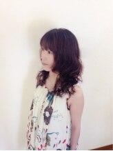 ヘアースタジオ ハナコ(Hair Studio HA NA KO)スイートゆるふわパーマ