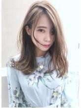 ヘアーローラン 藤沢(hair LORAN fujisawa)色っぽさ全開☆外国人風グラデーションカラー