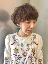 ニコ ヘアーアンドメイク(nico hair&make)ナチュラルパーマ