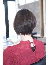 ヘアーメイクスタジオ ライフセカンド(HAIR MAKE STUDIO LIFE 2ND)ブランジュボブ