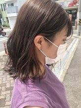 ゲリール 中野店(guerir hair+care)イヤリングカラー