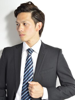 110 バーバーショップ(@110 BARBER SHOP)の写真/≪男性限定≫デキるオトコを演出するスタイルは圧巻。スタイリッシュな佇まいこそ最高のビジネスパートナー