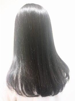 ギフト(GIFT)の写真/【当日予約OK!】話題の髪質改善TOKIOトリートメント導入店◎髪本来のツヤ・ハリ・コシを体験して下さい♪