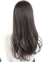 ヘア プロデュースド バイ ルル(hair produced by Lou Lou)