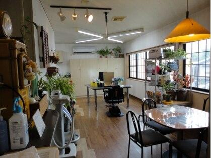 カットスタジオ タケウチ(CutStudio Takauchi Hairdresing Salon)