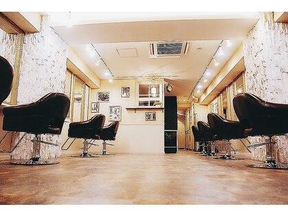 オーストヘアーセントラル(Aust hair central)の写真