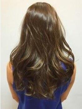 ドレス(hair design & care DRESS)の写真/ハイダメージ、パサつきを本格補修!一人ひとりの髪質を診断&適切なケアを提案する、美髪専門店です☆