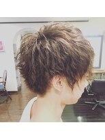 フェリーク ヘアサロン(Feerique hair salon)ツイストパーマ