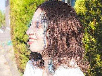 """マインズシータの写真/「もう""""白髪染め""""じゃないとダメかしら…?」とお悩みの方は是非一度、<MINDS THETA>にご相談下さい!!"""