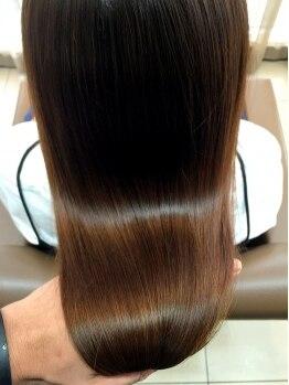 ハーツ(Heart's)の写真/【月曜も営業】髪のケアの駆け込みサロン!ダメージの根本的な理由を見つけ、オーダーメイドの髪質改善!