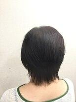 タクミ 美容院 庭瀬店(Takumi)持ちよくしたいナチュラルストレートパーマ
