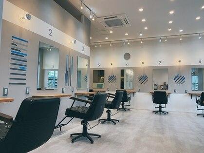 アグ ヘアー カンナ 長野稲里店(Agu hair canna)の写真