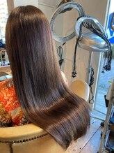 ミューズ 本山店(MUSE)美髪サロン[MUSEミューズ 本山] 縮毛矯正&髪質改善ヘアスタイル