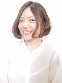 ヘアメイク サンサーラ 志度店(Hair Make SAMSARA)の写真/【お肌が敏感な方にもオススメ☆】地肌に優しいカラー剤で、気兼ねなくオシャレを楽しめる♪