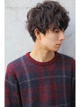 髪型メンズショートのカナン CANAAN★2015マッシュショート★