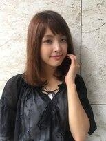 ダミア(DAMIA)艶髪ベージュ