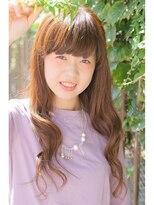 ロココオーガニックレーベル(LOCOCO organics label)おしゃロング☆おフェロ女子♪