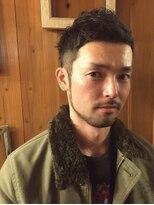 【Vanon Lee】ワイルド系ソフトモヒカン×ツーブロック