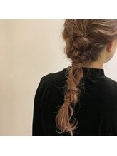 スガタ(SUGATA)hair arrenge