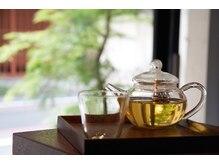ココティ 堺町御池(Cocotea)の雰囲気(カラーなど待ち時間にはこだわりのドリンクを用意しております。)