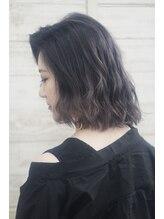ヘアサロンアネラ 新宿店(Hair Salon ANELA)外国人風☆パープルアッシュ