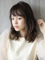 ラシェル パル ノエル(Laciel par Noel)抜け感たっぷりのレイヤーミディアムvol.2