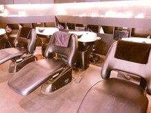 ピアレス イオンモール大阪ドームシティ店(PEERLESS)の雰囲気(落ち着いた空間での、気持ちいいシャンプーをお楽しみください☆)