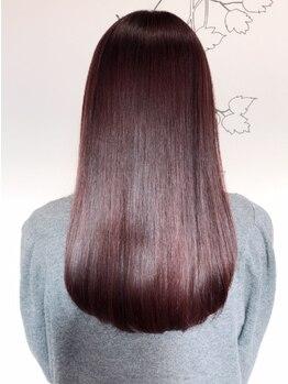 エアーズワーム 南浦和店(airs warm)の写真/【南浦和3分】トリートメントを豊富に取り揃えた大人女性の為のサロン。スタイリストが髪の悩みに応えます