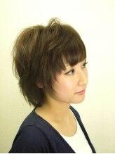 ヘアーメイクアイ(Ai)ふんわり系ショートヘア