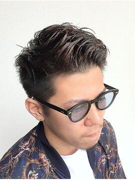 2020年春メンズ完全版 ショート 外国人風のヘアスタイル ヘア