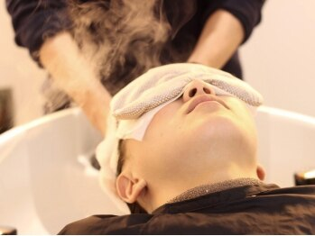 アブニール 柏東口店(AVENIR)の写真/【スタッフ全員がスパニスト♪】プロが提案するスパはひと味ちがう!素髪からキレイを目指す方におススメ!